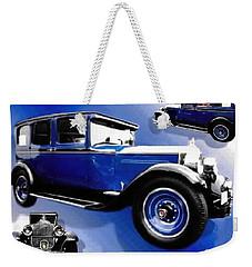 1927 Packard 526 Sedan Weekender Tote Bag