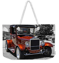 1928 Ford Coupe Hot Rod Weekender Tote Bag
