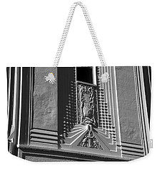 1929 Miami Landmark Weekender Tote Bag