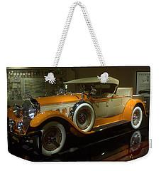 1929 Packard Weekender Tote Bag