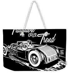 1929 Roadster Design Weekender Tote Bag