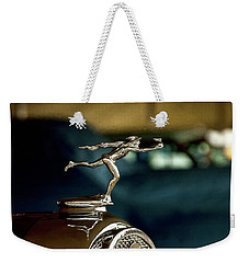 1930 Buick Mercury Radiator Cap Weekender Tote Bag