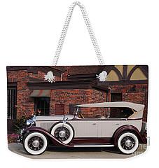 1930 Buick Phaeton Weekender Tote Bag
