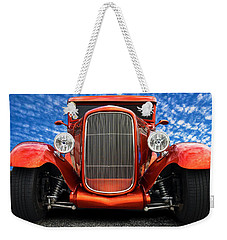 1930 Ford Street Rod Weekender Tote Bag