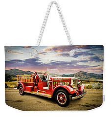 1931 Mack Ready To Roll Weekender Tote Bag