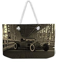 1932 Ford Pickup Rat Rod Weekender Tote Bag
