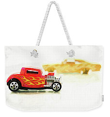 1932 Ford Weekender Tote Bag by Wade Brooks