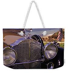 1932 Packard Phaeton Weekender Tote Bag