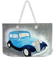1933 Ford Weekender Tote Bag