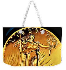 1933 St. Gaudens Weekender Tote Bag
