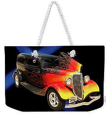 1934 Ford Street Rod Classic Car 5545.04 Weekender Tote Bag