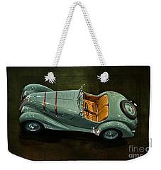 1936 Bmw 328 Roadster Weekender Tote Bag