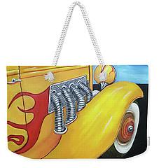 1936 Duesenberg Weekender Tote Bag