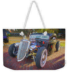 1936 Ford Pick Up Truck C147   Weekender Tote Bag