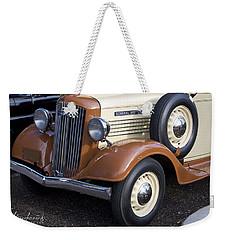 1936 Gmc Pickup Truck 1 Weekender Tote Bag