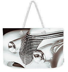 1938 Hispano-suiza H6b Xenia Front Weekender Tote Bag by Wade Brooks