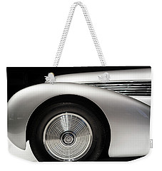 1938 Hispano-suiza H6b Xenia Weekender Tote Bag by Wade Brooks