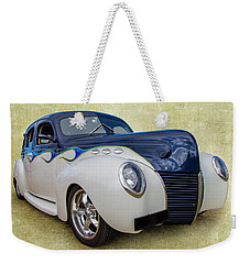 1939 Ford Weekender Tote Bag by Keith Hawley
