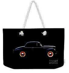 1940 Studebaker Business Coupe Weekender Tote Bag