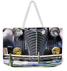 1940s Caddie Full Frontal Oh La La Weekender Tote Bag
