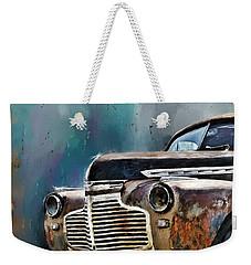 1941 Chevy Weekender Tote Bag