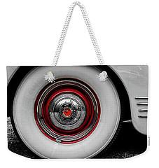 1941 Packard Convertible Wheels Weekender Tote Bag