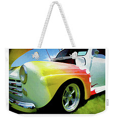 1947 Ford Coupe Weekender Tote Bag