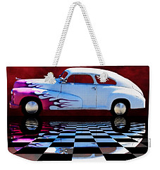 1947 Oldsmobile Reflect Weekender Tote Bag