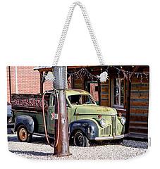 1947 Studebaker M-5 Pickup Truck Weekender Tote Bag