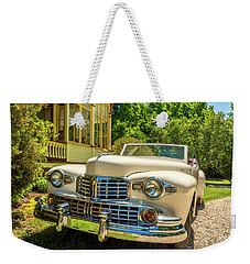 1948 Lincoln Convertible  Weekender Tote Bag