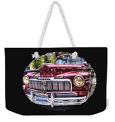 1948 Mercury Convertible Weekender Tote Bag