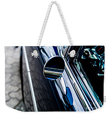 Weekender Tote Bag featuring the photograph 1950s Chevrolet by M G Whittingham