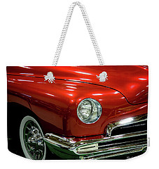 1951 Classic Lincoln Coupe Weekender Tote Bag