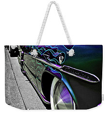 1953 Ford Customline Weekender Tote Bag by Joann Copeland-Paul