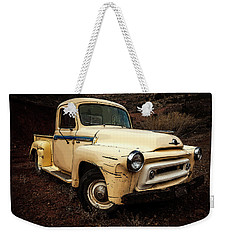 1955 International Weekender Tote Bag
