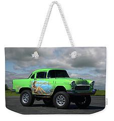 1956 Chevrolet Shorty Weekender Tote Bag