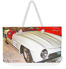 1956 Mercedes Benz Weekender Tote Bag
