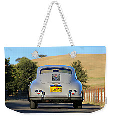 1956 Porsche 356a Rear Weekender Tote Bag