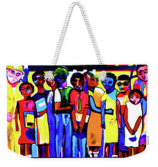 1957 Little Rock Nine Weekender Tote Bag