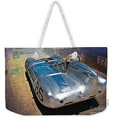 1957 Lotus Eleven Le Mans Weekender Tote Bag
