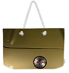 1958 Fancy Free Corvette J58s Front Weekender Tote Bag