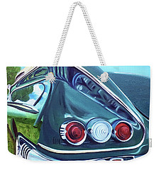 1958 Reflections Weekender Tote Bag