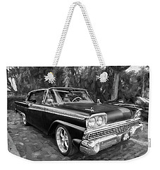 1959 Ford Galaxy C114 Weekender Tote Bag