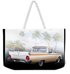 1959 Ford Ranchero 1st Generation Weekender Tote Bag