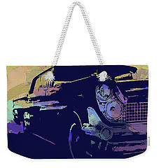 1959 Lincoln Continental Abs Weekender Tote Bag