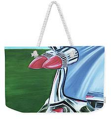 1959bluecaddie Weekender Tote Bag