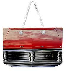 1960s Ford Galaxie Weekender Tote Bag