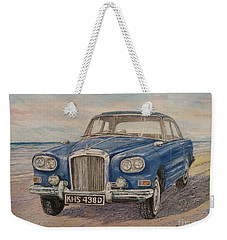 1963 Bentley Continental S3 Coupe Weekender Tote Bag