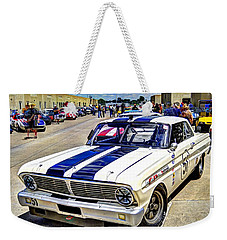 1964 Ford Falcon #51  Weekender Tote Bag