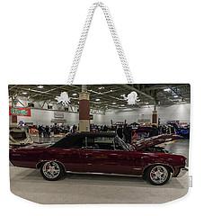 1964 Pontiac Gto Weekender Tote Bag by Randy Scherkenbach